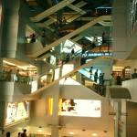 Öffentlicher Raum und Shopping-Malls