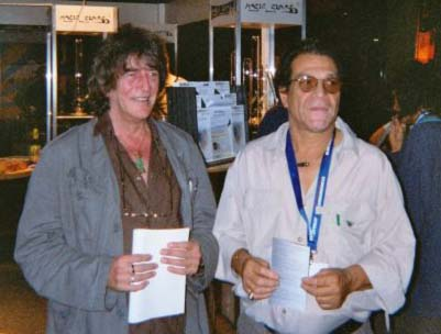Howard Marks und Jospeh R. Pietri