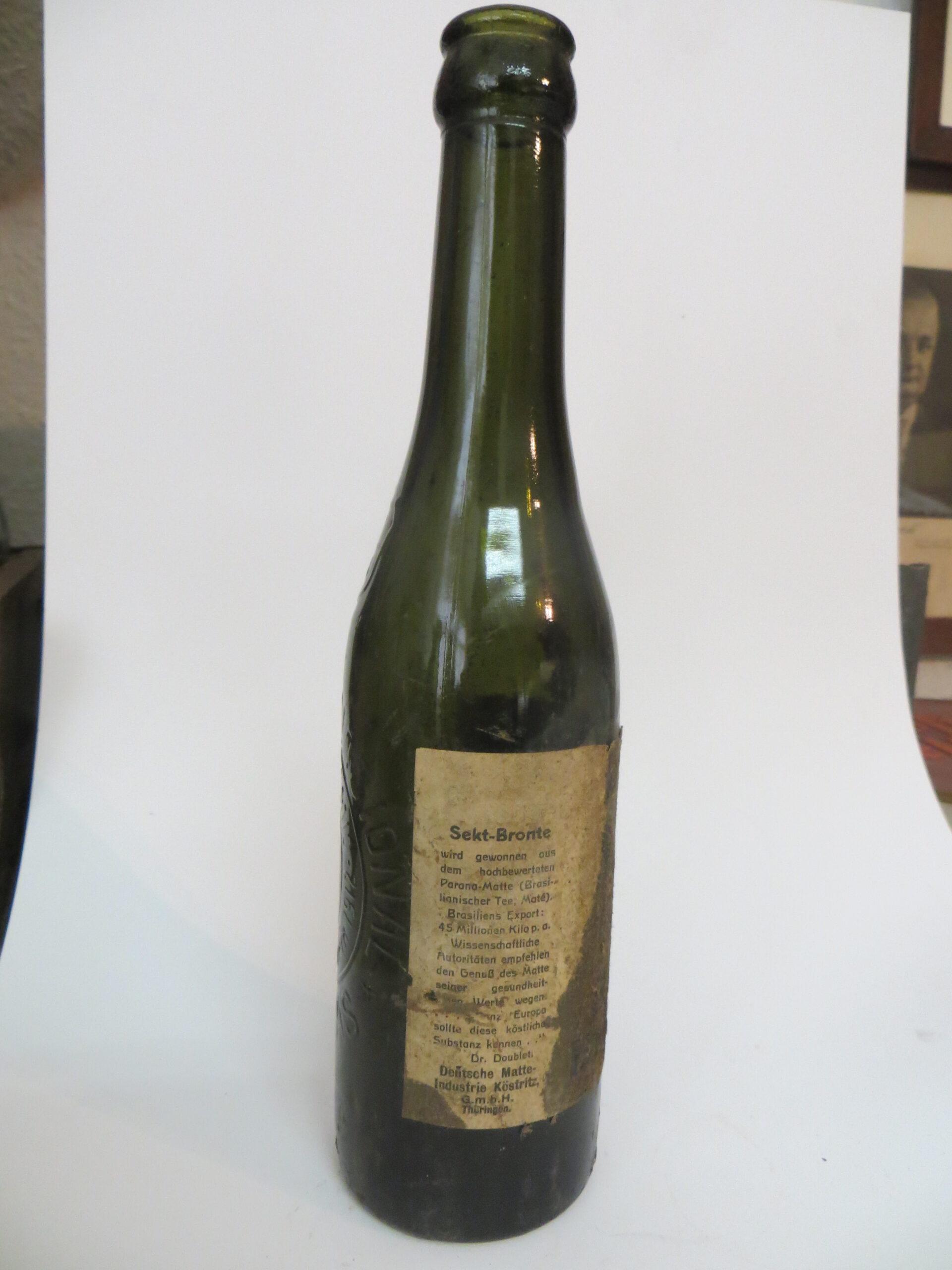 Sekt-Bronte-Flasche
